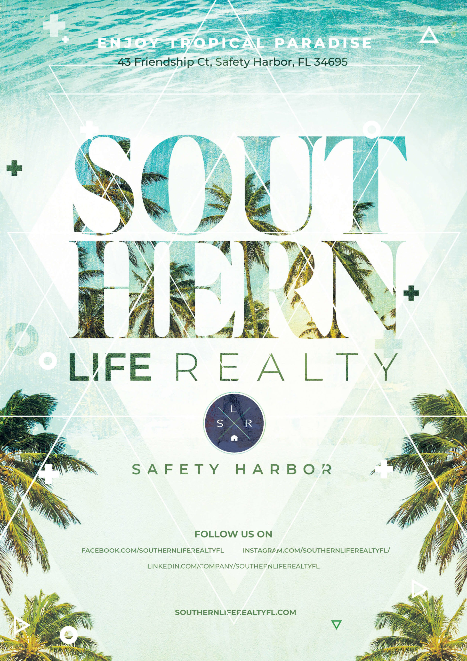 Southern life realty poster 01